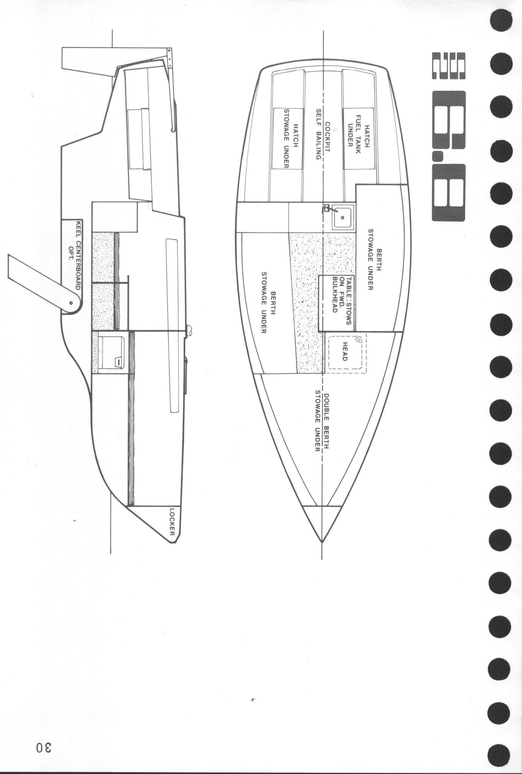 For Catalina 30 Plumbing Diagram