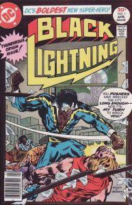 Black Superheroes-Black Lightning