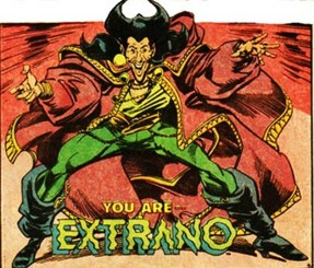 Extrano, DC's First (Very) Queer Superhero