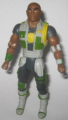 Lothar's Defenders of the Earth Action Figure