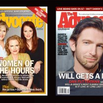 The Advocate Magazine Covers