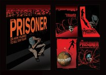 The Prisoner Theatrical Poster options