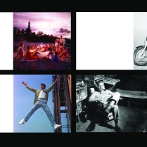 Mel Roberts: My Life, My Friends, My Loves, Page spreads (Unpublished)