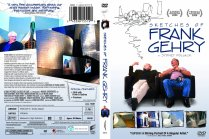 Sketches of Frank Gehry DVD packaging (original design unpublished version)