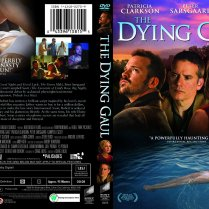 The Dying Gaul DVD packaging
