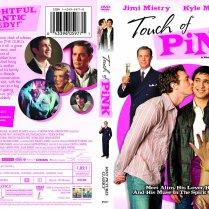 Touch of Pink DVD packaging (Original design unpublished version)
