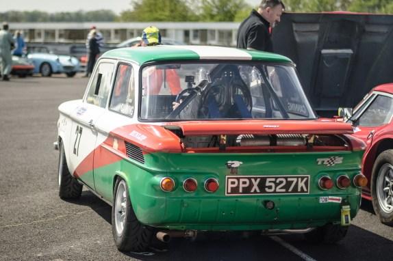 NSU Racing Car