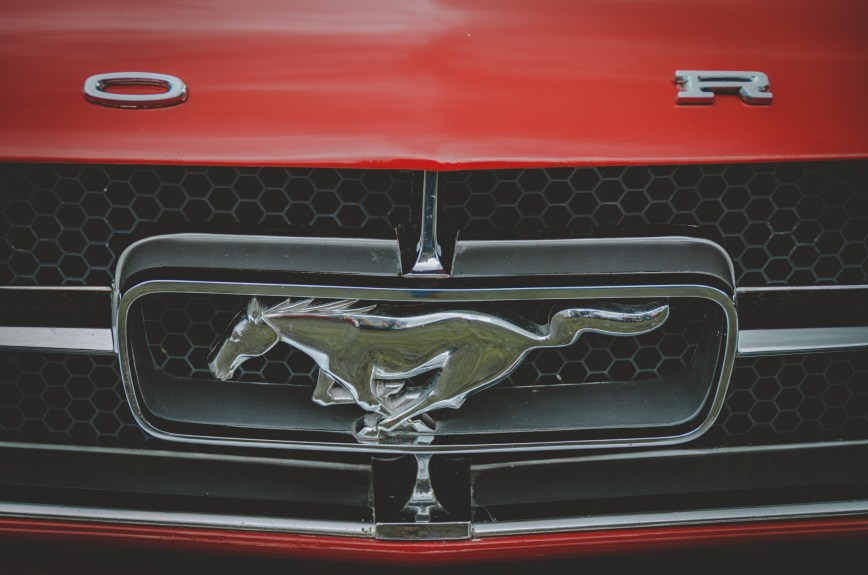 Ford Mustang Nose