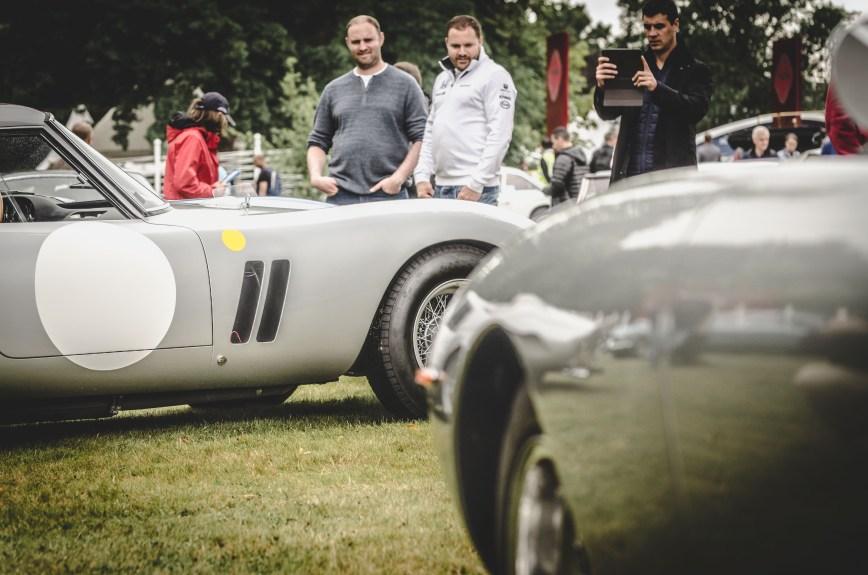 Ferrari in Cartier Style et Luxe
