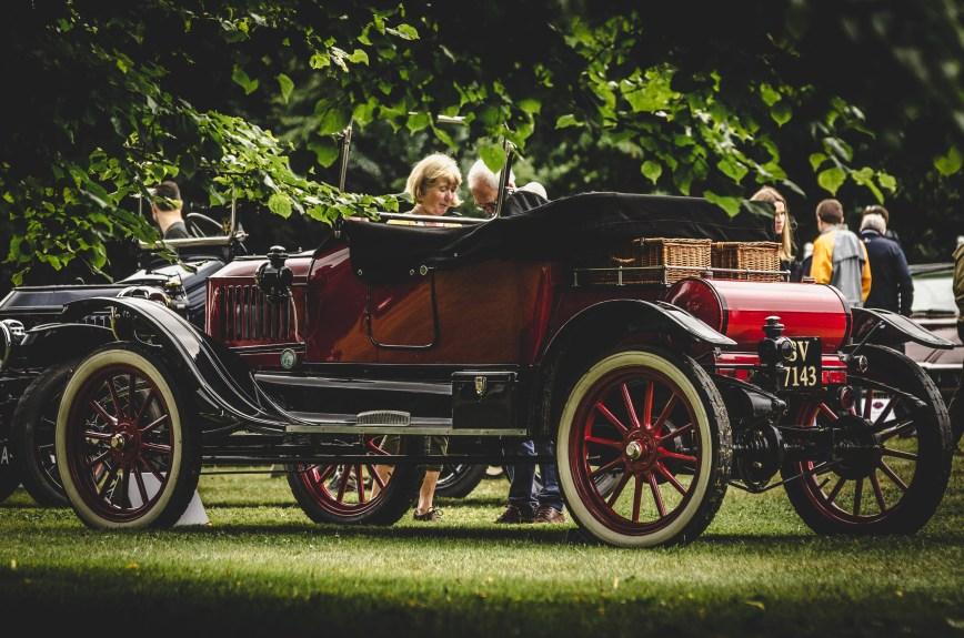 Admiring Vintage Cars Goodwood Festival of Speed 2017