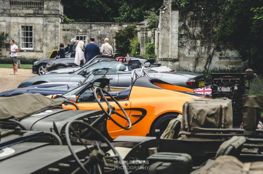 Cars at Wilton Wake Up