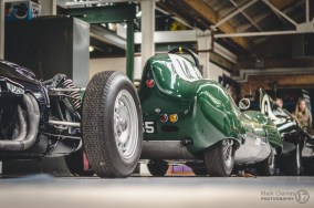 Classic Cars at Bicester Heritage Sunday Scramble