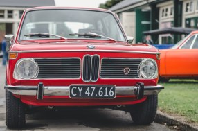 BMW Classic Car at Bicester Heritage Sunday Scramble
