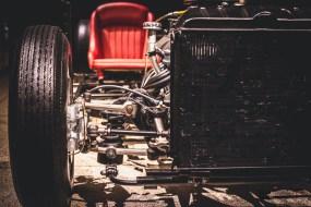 Ferrari Chassis