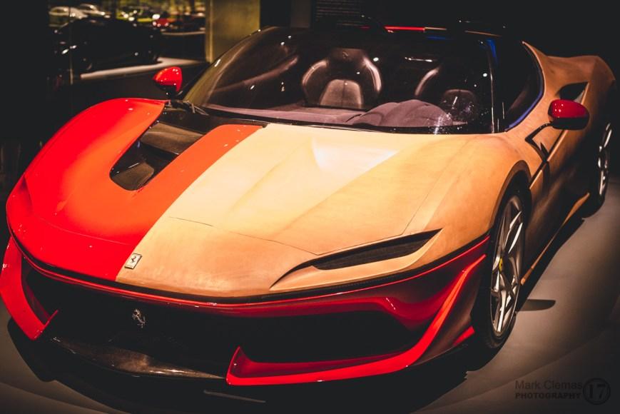 Ferrari Clay Modelling