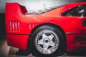 Ferrari F40 Tail