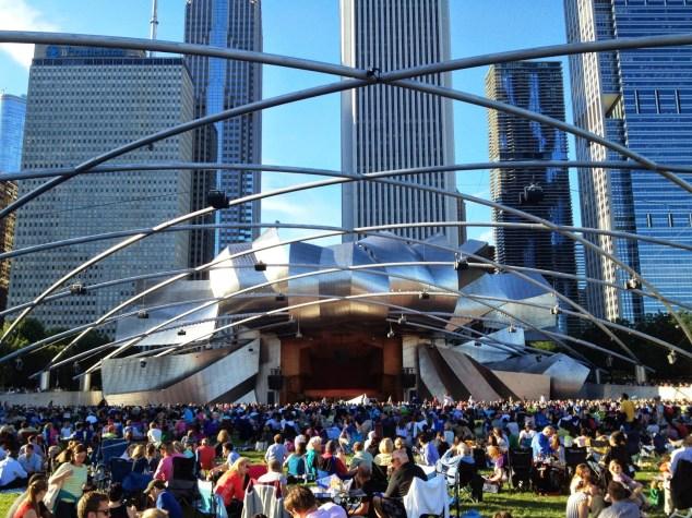 Grant Park Orchestra & Chorus