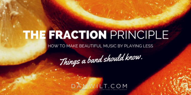 Blog-The-Fraction-Principle