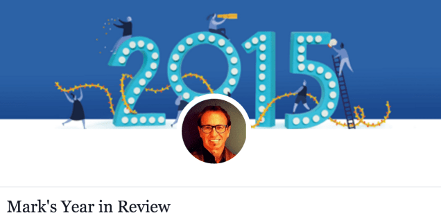 Mark's year in review-2015