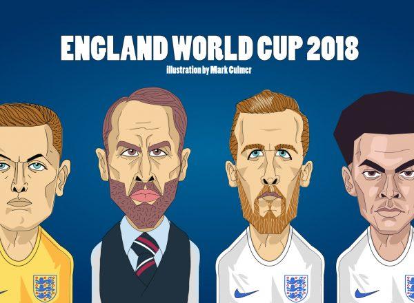 England Football Players 2018