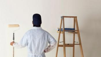 Dažymo darbai | Sienų dažymas | Lubų dažymas