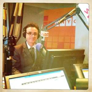 """""""The View From Brian's Chair."""" Live, on The Brian Lehrer Show, WNYC."""