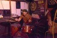 Keith Babcock drums