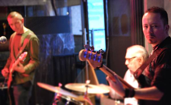 Mark DObis guitar, Iraclis, JD BASS, westshore Pickering ON