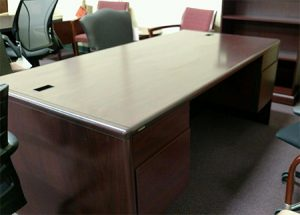 Look for these features when shopping for a desk for your office