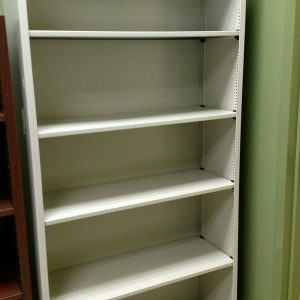 """Pre-owned Hon 72""""H bookcase"""