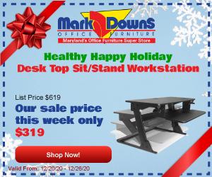 Standing Desk Mark Downs Office Furniture