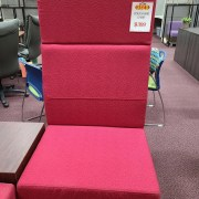 couch and chair $399