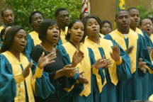 black choir