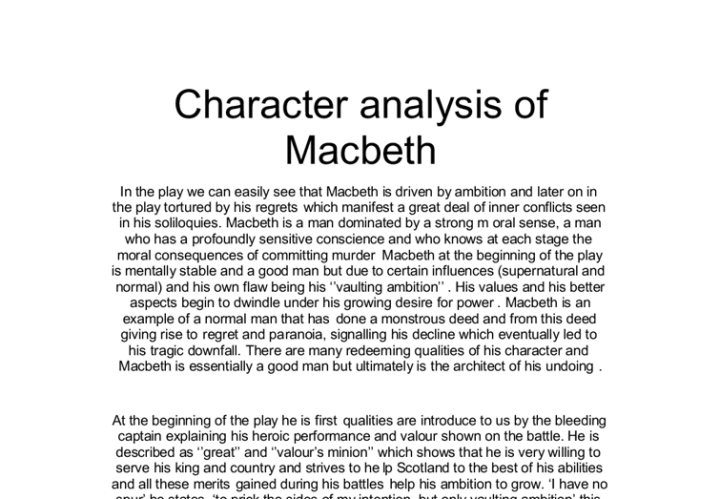 a literary analysis of the english drama macbet by william shakespeare Is shakespeare still relevant today how does his work influence pop culture today do the themes of his plays continue to resonate with modern audiences or as a.