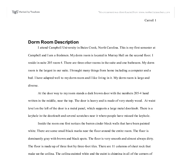 descriptive essay on my bedroom com dorm room description gcse english marked by teachers com my bedroom essay my bedroom essay