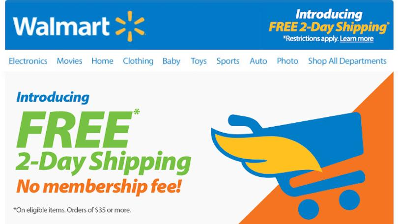 Can Walmart REALLY Compete With Amazon? Not Yet  — Mark Edwards