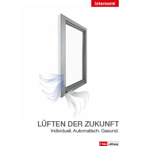 Internorm I-tec-Lüftung