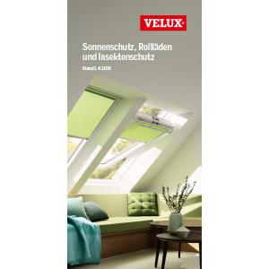 Velux-Sonnenschutz-Rollladen