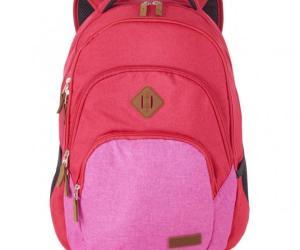 Travelite Neopak Rucksack 45 cm – rot/pink
