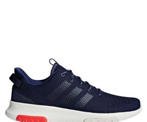 adidas CORE Men Cloudfoam Racer TR Running Schuh F34864 – 43 1/3   dkblue/legink/actred