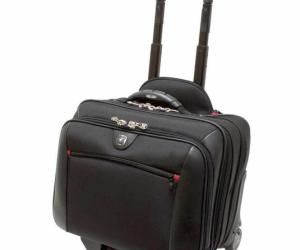 Wenger 600661 Potomac 2-Rollen Laptoptrolley 43 cm 17.3 – black