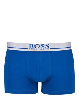 blaue Basic Boxerpants für Männer