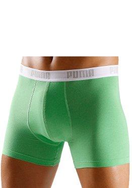 schicke Herrenpants in grün und grau von Puma