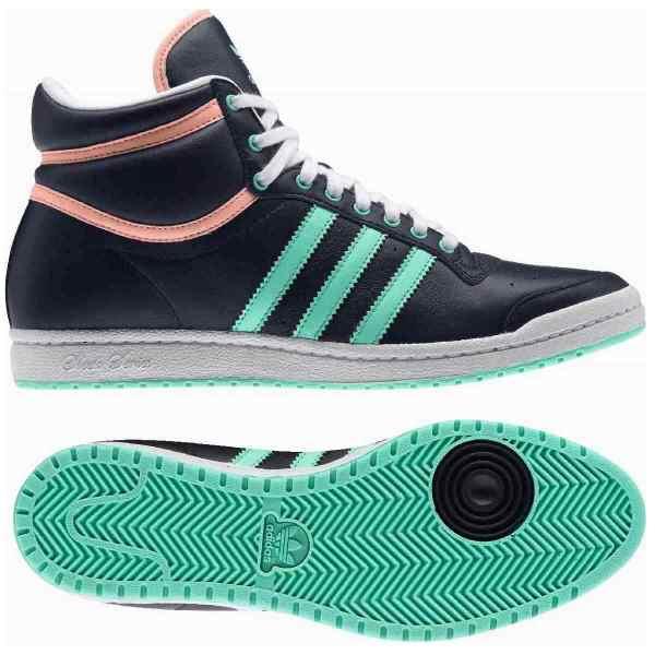 Adidas Originals Top Ten Hi Sleek Schuhe High-Top Sneaker ...