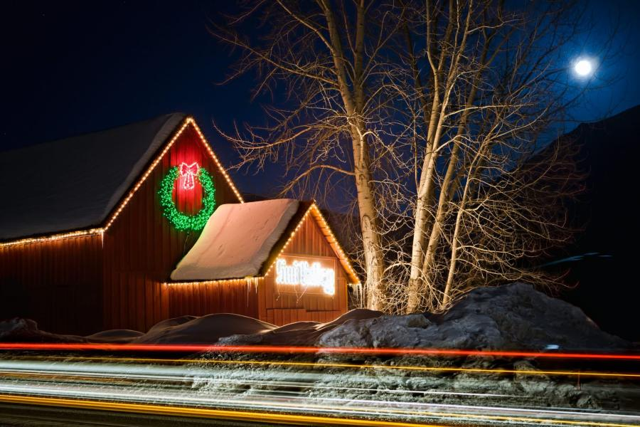 Mark Epstein Photo | Christmas Barn