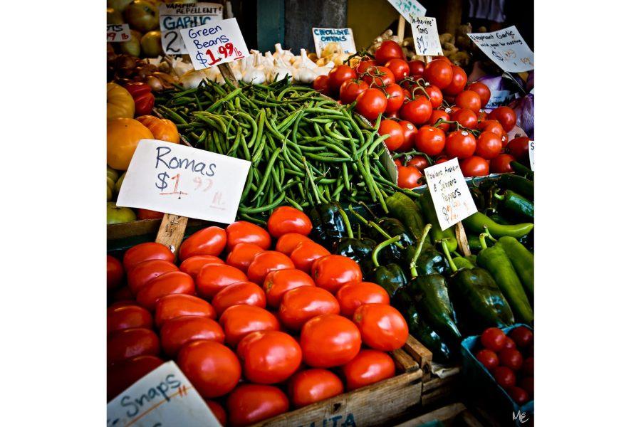 Mark Epstein Photo | Fresh Veggies