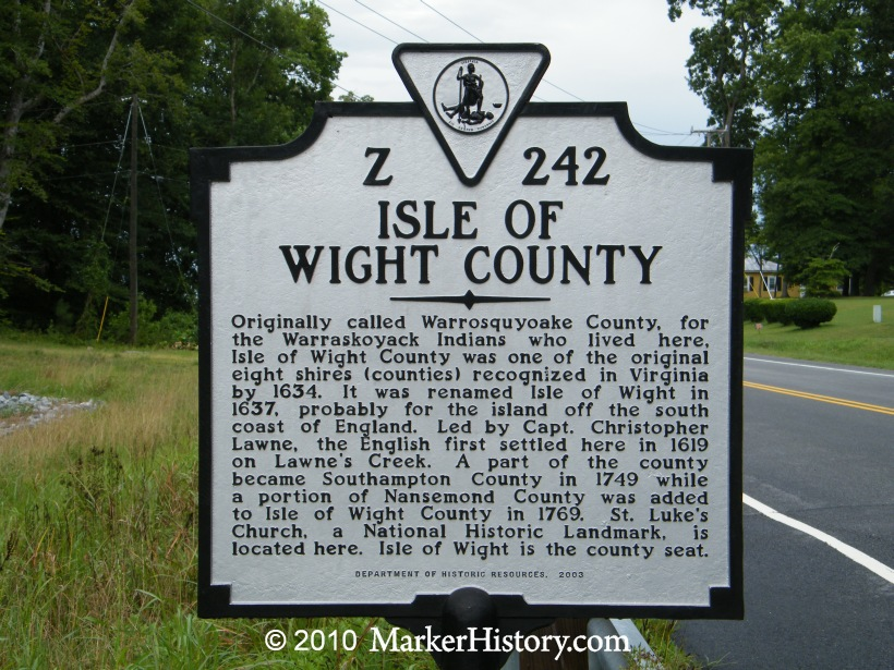 Image result for Isle of Wight, Isle of Wight, Virginia, United States