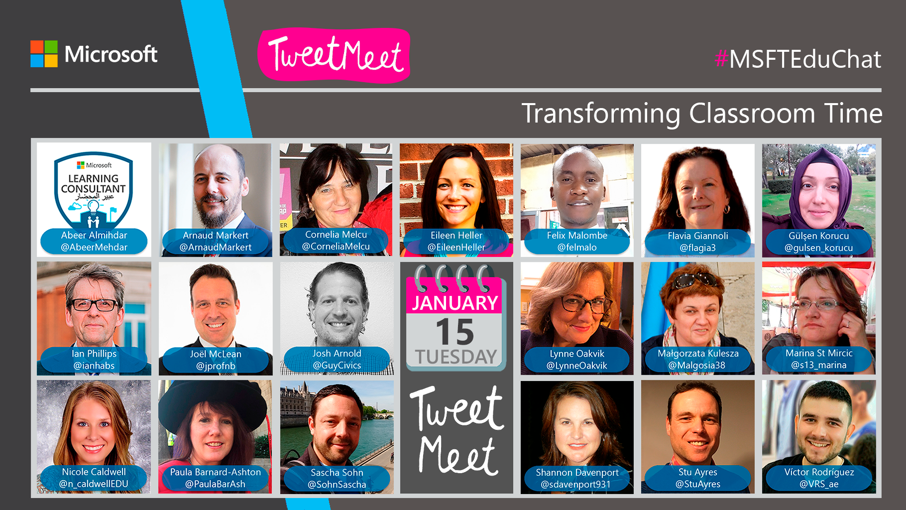 TweetMeet : transforming classroom time
