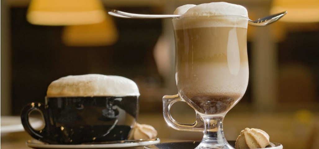Image Result For How To Make A Flat White With A Coffee Machinea