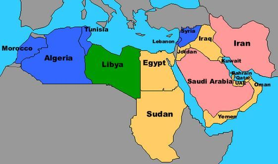 Middle East and North Africa